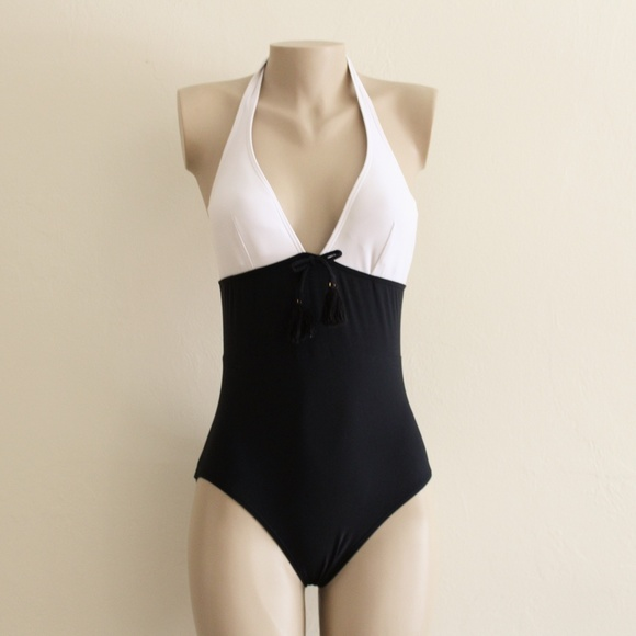 b026c84d5f kate spade Other - Kate Spade Colorblock Halter Swimsuit
